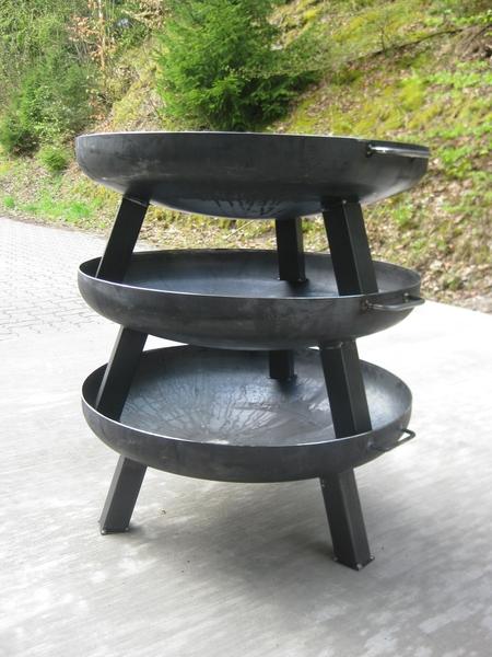 grillschale feuerschale durchmesser 100cm dima fachhandel. Black Bedroom Furniture Sets. Home Design Ideas